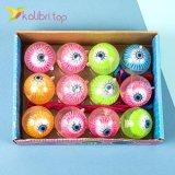 Детские мячики Глаза 5,5 см оптом фото 01