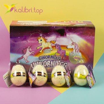 Игрушка растишка Единороги в яйце оптом фото 1