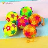 Мячики ёжики светящиеся цветные SA-19 оптом фото 02