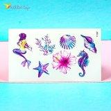 Детские переводные татуировки Морской Мир оптом фото 02