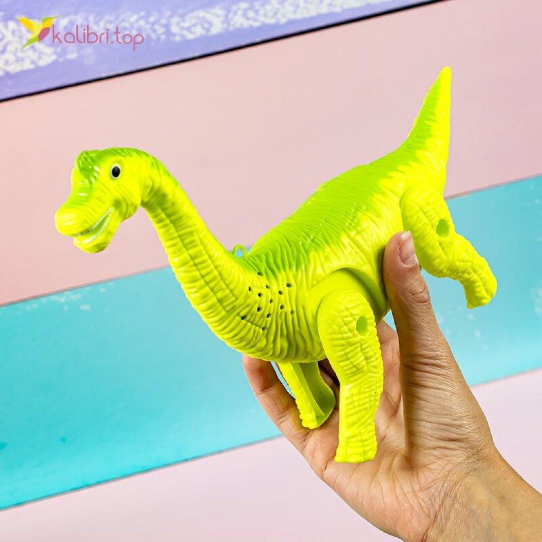 Ходилка Динозавр травяной оптом фото 02