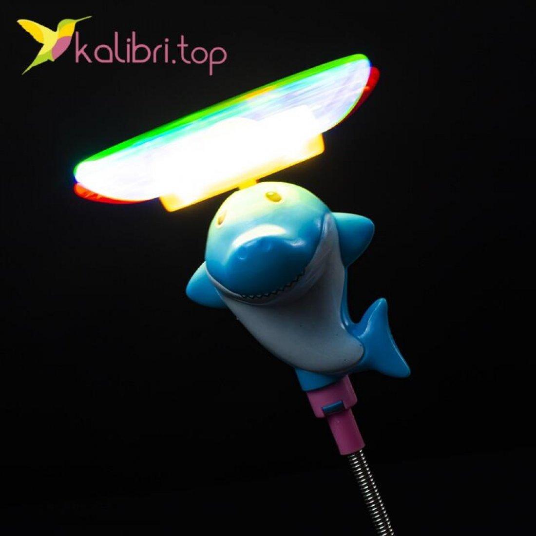 Заказать светящиеся палочки Вертушки Акулы оптом фото 61