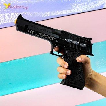 Детский пистолет Eagle оптом фото 0833